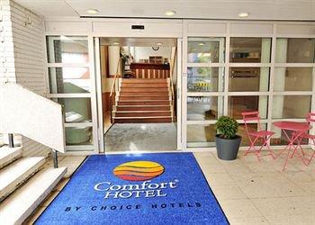 Comfort Hotel Stavanger - фото 17