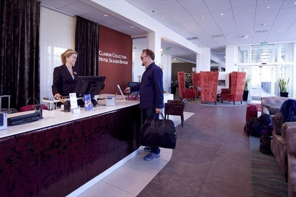 Clarion Collection Hotel Skagen Brygge - фото 17