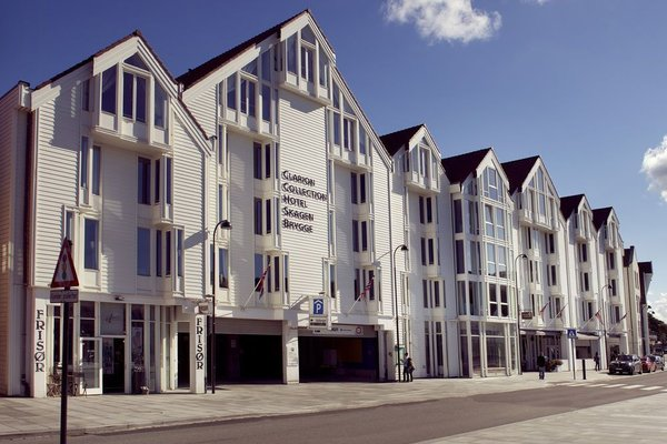 Clarion Collection Hotel Skagen Brygge - фото 22