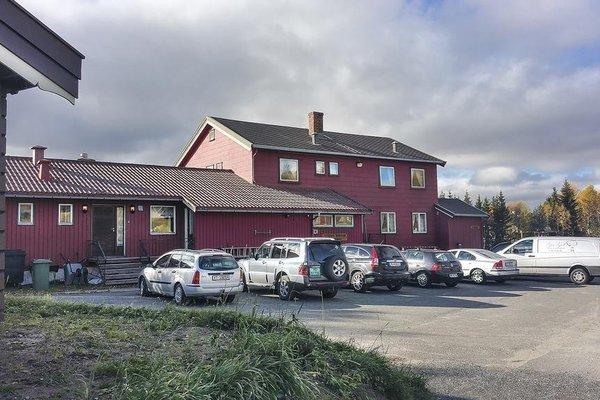 Fjellheimen Pensjonat - фото 8