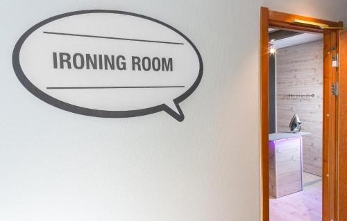 Comfort Hotel Borsparken - фото 15