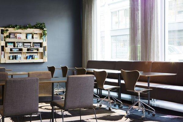 Comfort Hotel Borsparken - фото 16