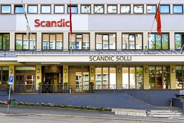 Отель Scandic KNA - фото 21