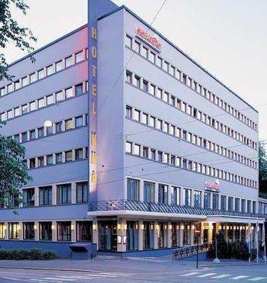 Отель Scandic KNA - фото 22