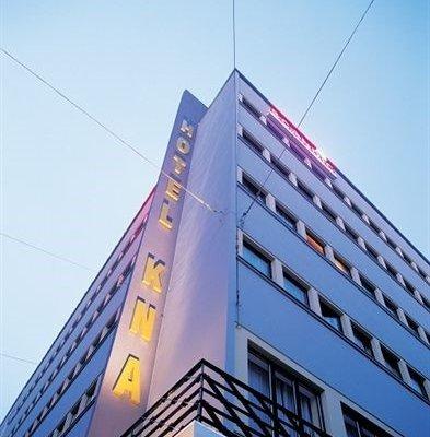 Отель Scandic KNA - фото 23