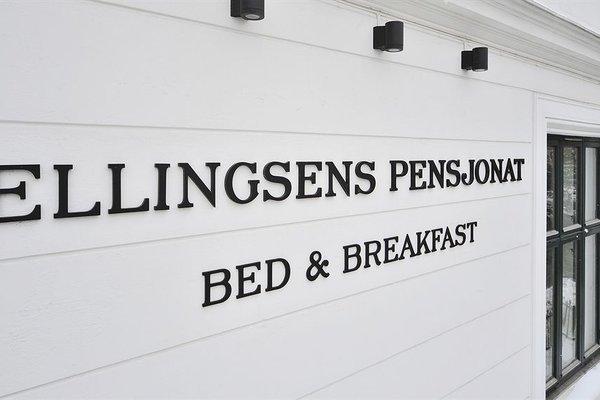 Ellingsens Pensjonat - фото 13