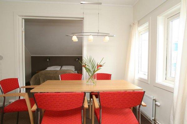 Breidablikk Guesthouse - фото 12