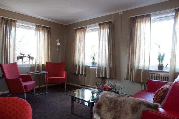 Breidablikk Guesthouse - фото 5
