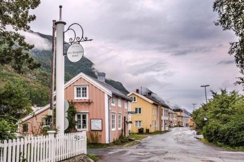 Fru Haugans Hotel - фото 19