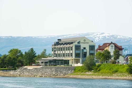 Fru Haugans Hotel - фото 20