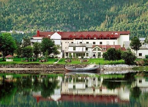 Fru Haugans Hotel - фото 22
