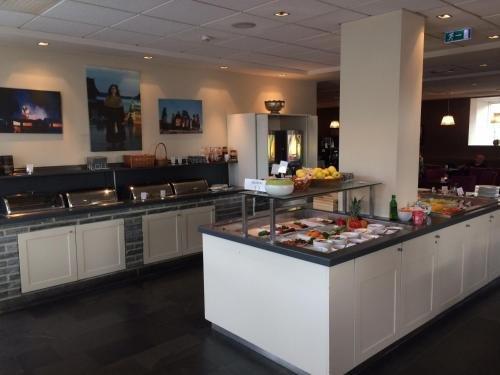 Quality Hotel Grand Kristiansund - фото 11
