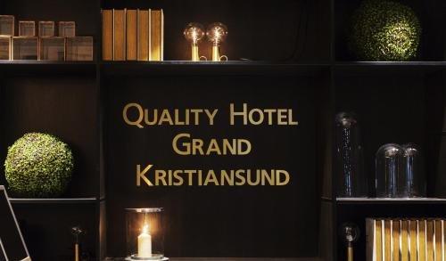 Quality Hotel Grand Kristiansund - фото 13