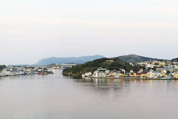 Quality Hotel Grand Kristiansund - фото 21