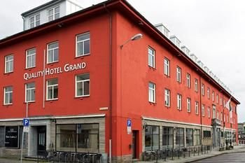Quality Hotel Grand Kristiansund - фото 22