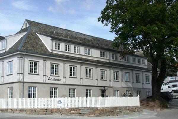 Verkshotellet Jorpeland - фото 11