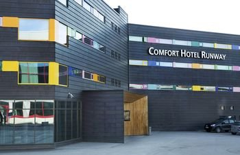 Comfort Hotel RunWay - фото 22