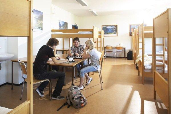 Bergen Hostel Montana - фото 12