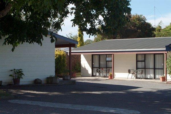 Camellia Court Family Motel - фото 23