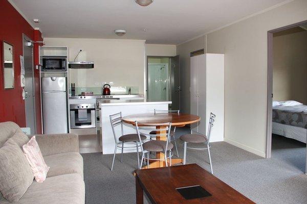 Nikau Apartments - фото 17