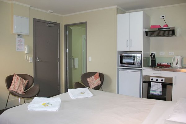 Nikau Apartments - фото 2