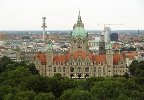 Deutsche Messe Zimmer - Accommodation Service Hannover - фото 23