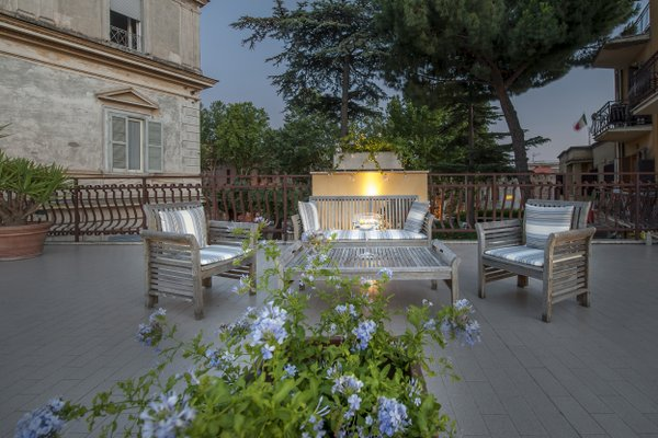 Апартаменты Villa Savoia - фото 19