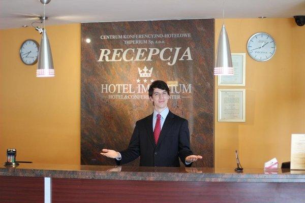 Hotel Imperium - фото 13