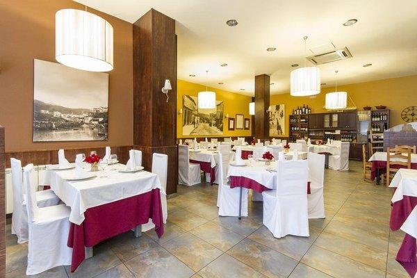 Hostal Restaurante Alarico - фото 17