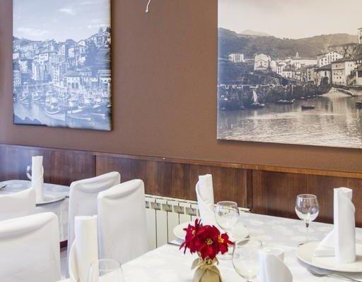 Hostal Restaurante Alarico - фото 18