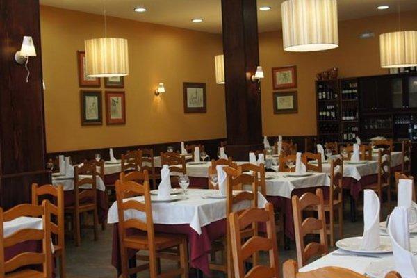 Hostal Restaurante Alarico - фото 19