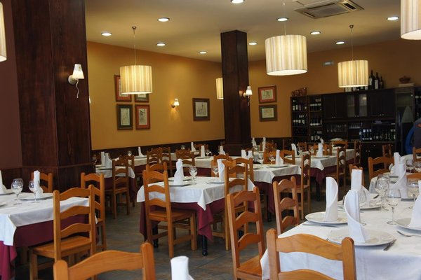 Hostal Restaurante Alarico - фото 20