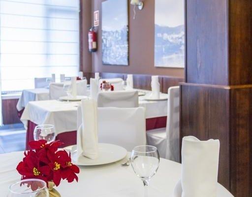 Hostal Restaurante Alarico - фото 21