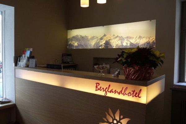 Bergland Hotel - фото 14