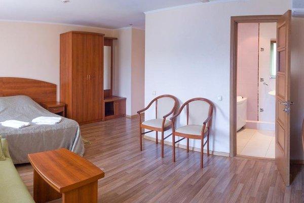 Парк-отель Прибрежный Ярбург - фото 3
