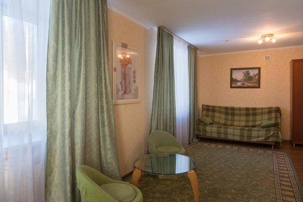 Парк-отель Прибрежный Ярбург - фото 7