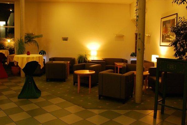 Гостиница «Krupunder Park», Реллинген