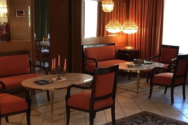 Hotel Vier Jahreszeiten Salzburg - фото 15