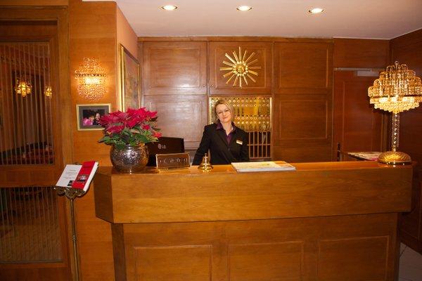 Hotel Vier Jahreszeiten Salzburg - фото 18