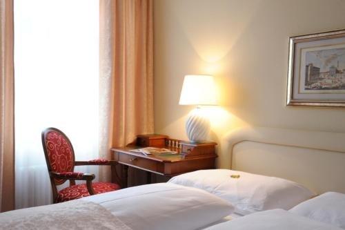 Hotel Vier Jahreszeiten Salzburg - фото 2