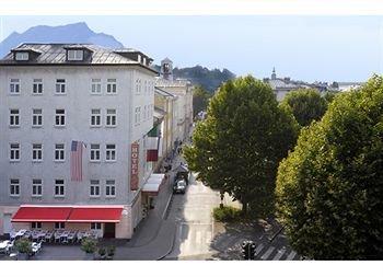Hotel Vier Jahreszeiten Salzburg - фото 22