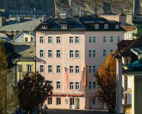 Hotel Vier Jahreszeiten Salzburg - фото 23