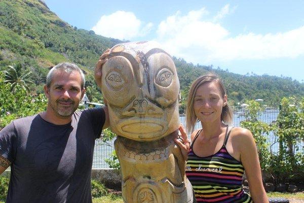 Bora Bora Eco Lodge - фото 18