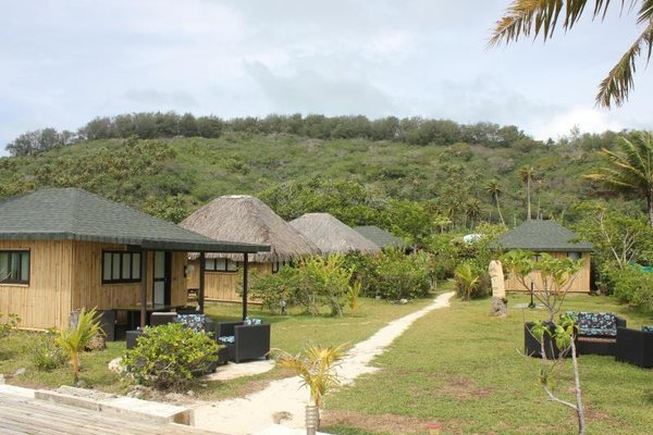 Bora Bora Eco Lodge - фото 21