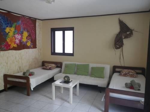 Bora Bora Eco Lodge - фото 8