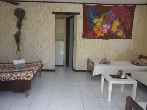 Bora Bora Eco Lodge - фото 9