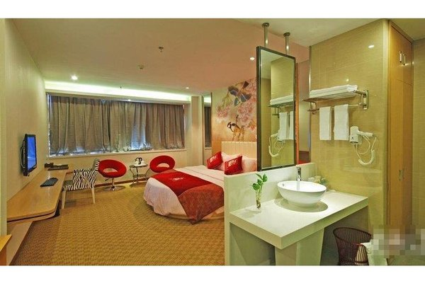 Longquan Xuri Hotel - фото 4