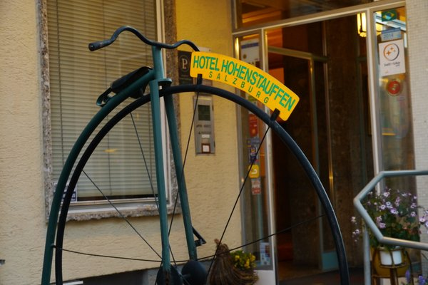 Hotel Hohenstauffen - фото 19
