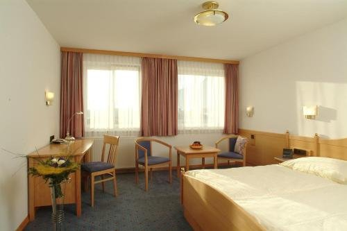 Airporthotel Salzburg - Hotel am Salzburg Airport - фото 2