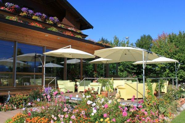 Airporthotel Salzburg - Hotel am Salzburg Airport - фото 20